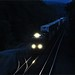 Pittsburgh Line: Night Train by Images by A.J.