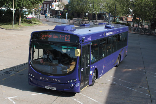 First Hampshire and Dorset 69545 BF12KWC