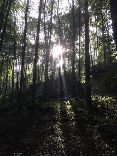Wanderung Altmühltal - 2. Tag, 28.09.2014