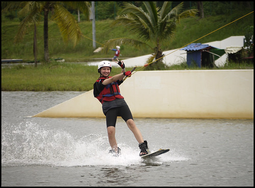 Wakeboard Park in Phuket