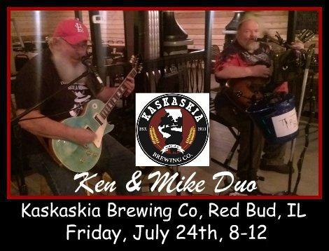 Ken & Mike Duo 7-24-15