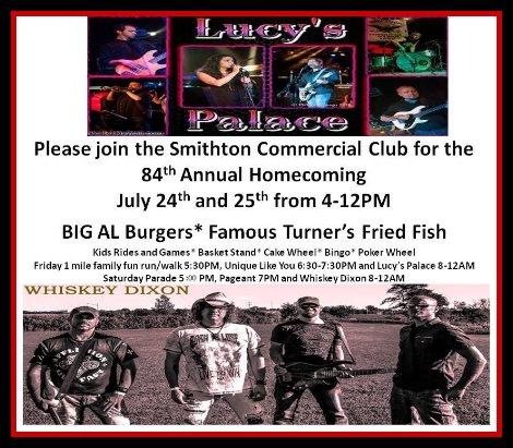Smithton Homecoming 7-24, 7-25-15