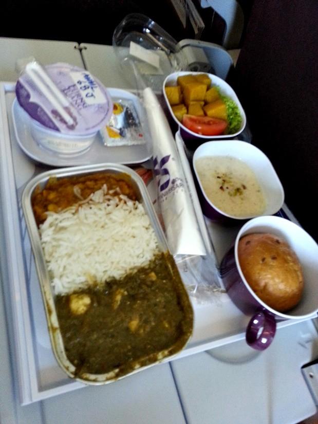 Review of Thai Airways...