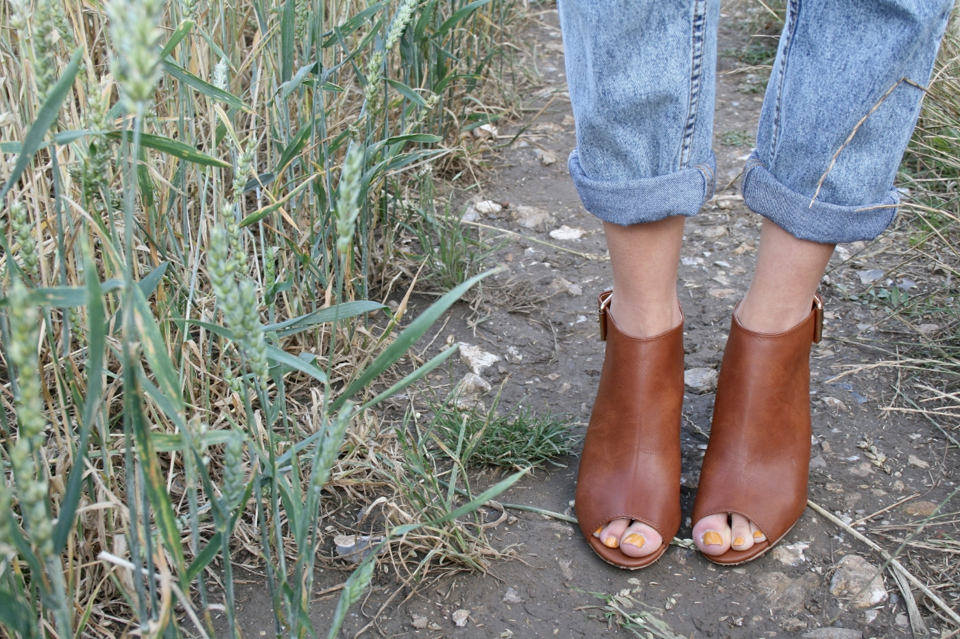 slingback mules
