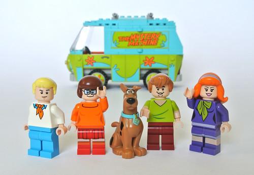 Doo Mystery 75902 Machine Lego The Scooby ReviewBrickset XiPkZu