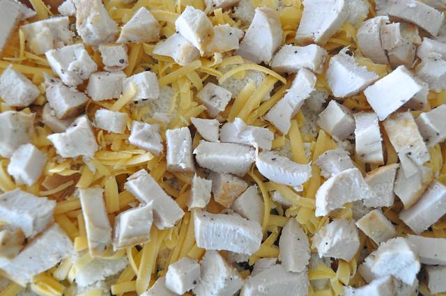 Graveyard Bound: Cheese Strata
