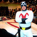 Space City Comic Con: Racer X and the Mach 5!