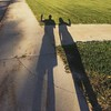 We cast a long #shadow #summer