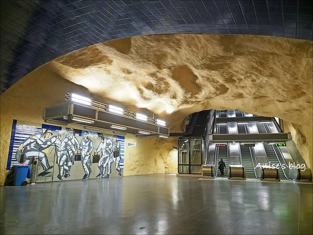 斯德哥爾摩藝術地鐵028