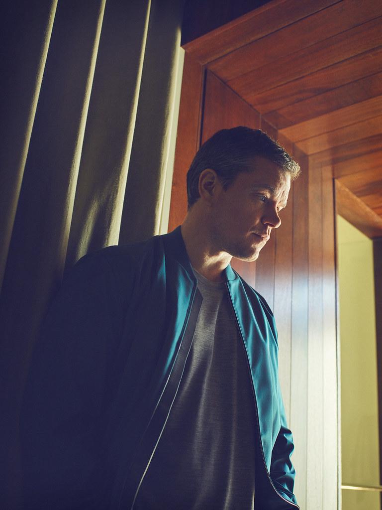 Мэтт Деймон — Фотосессия для «Esquire» UK 2016 – 5