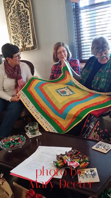 Suzanne's baby quilt
