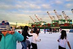 Holiday Fun - Ice Skating