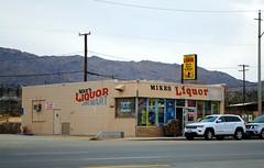 Mike's Liquor, Joshua Tree California
