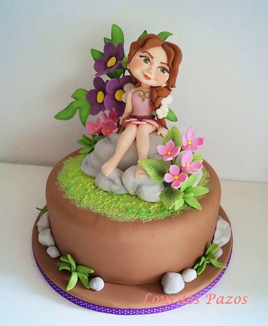Cake by Lourdes Pazos