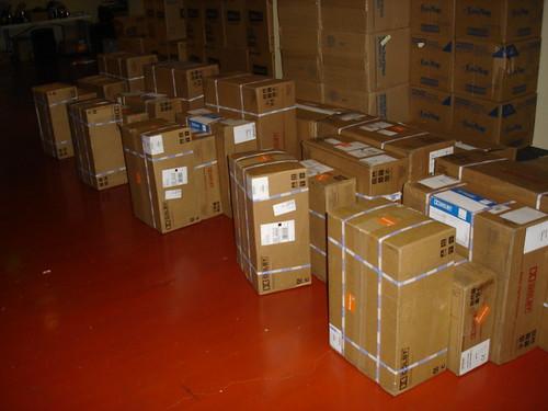 dolby shipment