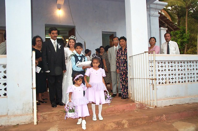information goan catholic wedding
