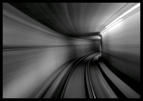 warp speed subway
