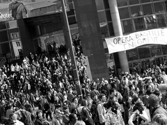Opera on Strike