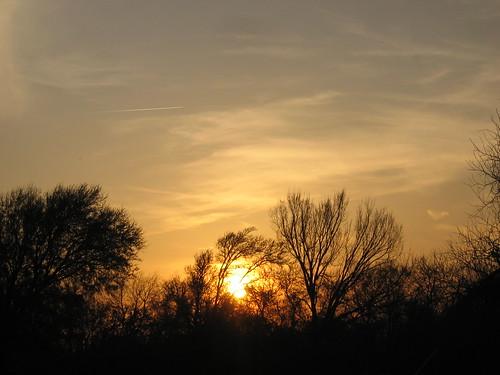 sunset texas ferris