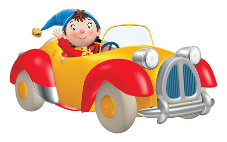 Noddy And The Ring Tailed Ding A Ling