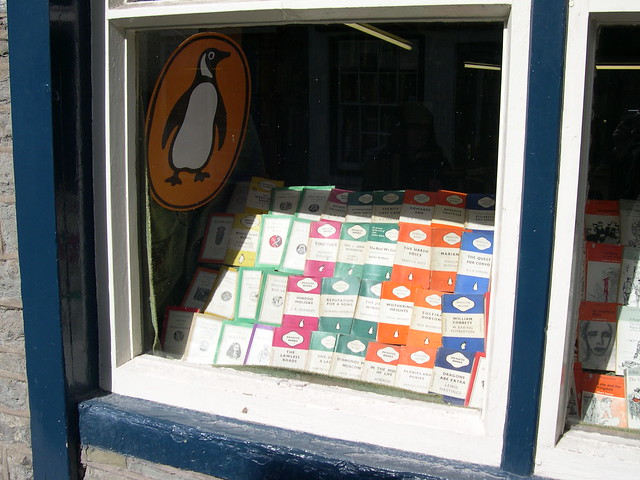 Penguins on Display
