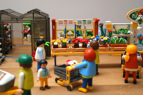 Playmobil Floral Shop