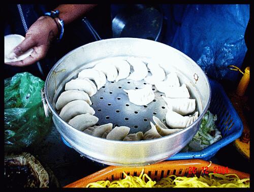 momo - nepalese food