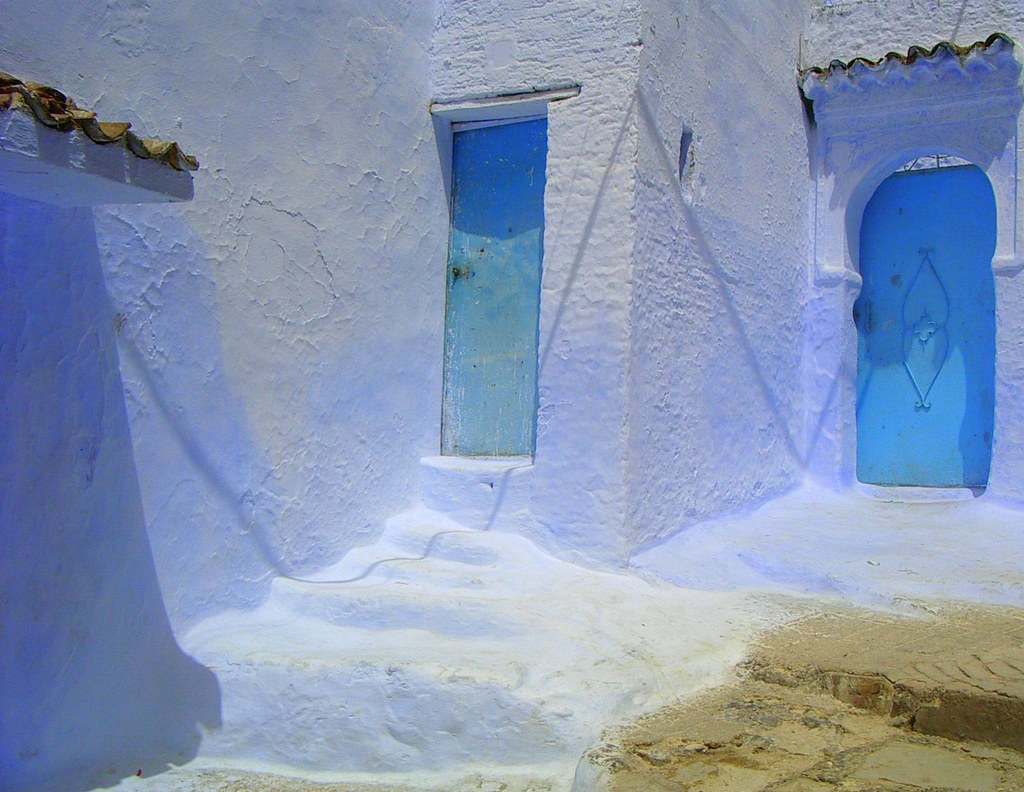 Chefchaouen Magic