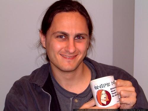 sean with snipe.net mug   dscf0617