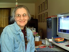 anna at her computer   dscf1409