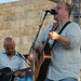 Frank Black And Joey Santiago At Newport Folk Fest.