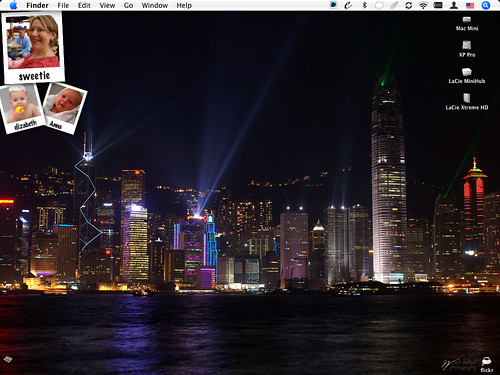 Hong Kong Desktop Wallpaper