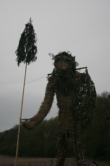Wicker Man, Butser Ancient Farm
