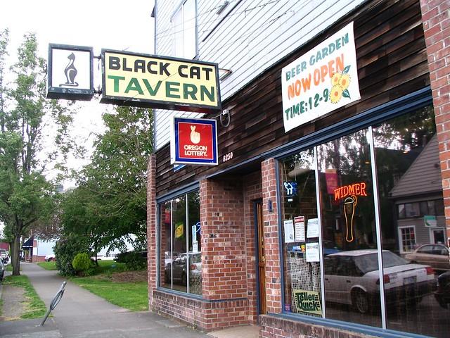 Black Cat Tavern Felix Giordano