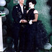 Me and Clint Catalyst at Senior Prom 1989