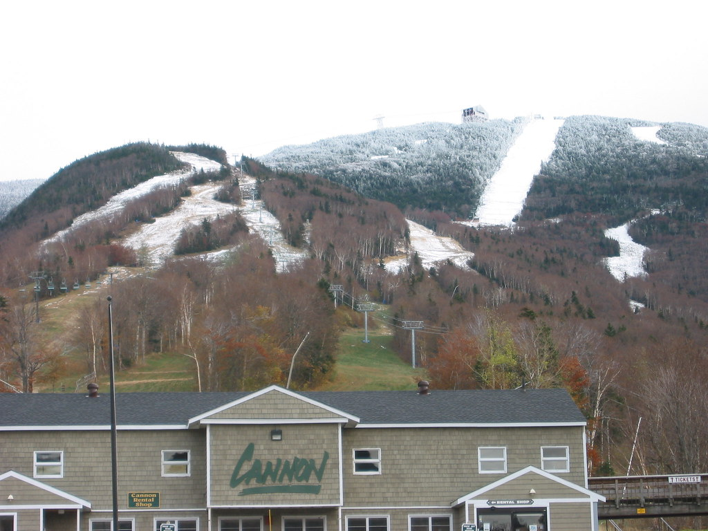 Cannon Ski Area