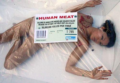 PETA - Flesh
