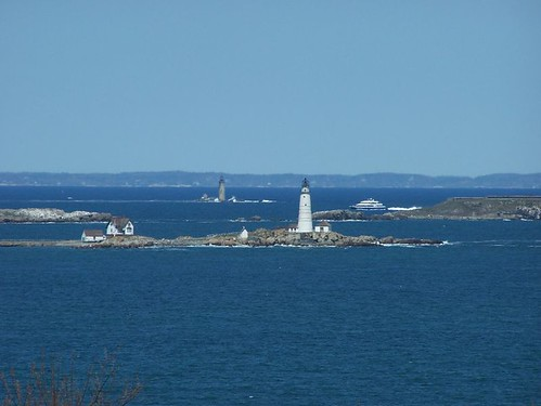 Boston Light (Credit: Nantaskart! on Flickr.com)
