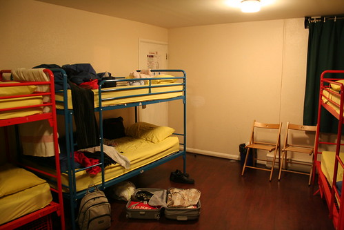 My bunk