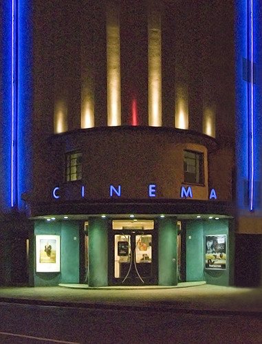 The great local Rio Cinema, London