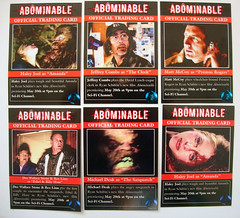 """WATCH """"ABOMINABLE"""", SATURDAY, MAY 20TH, 9PM on the SCI-FI CHANNEL!"""