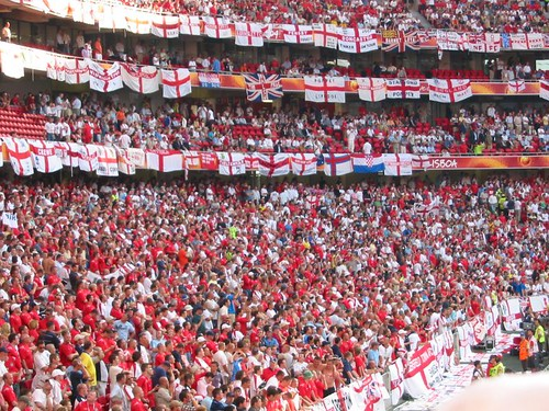 All Played Out? England Fans Welcome Around the World ...