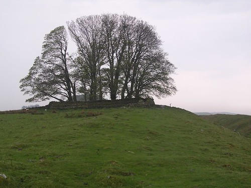 The site of Milecastle 34