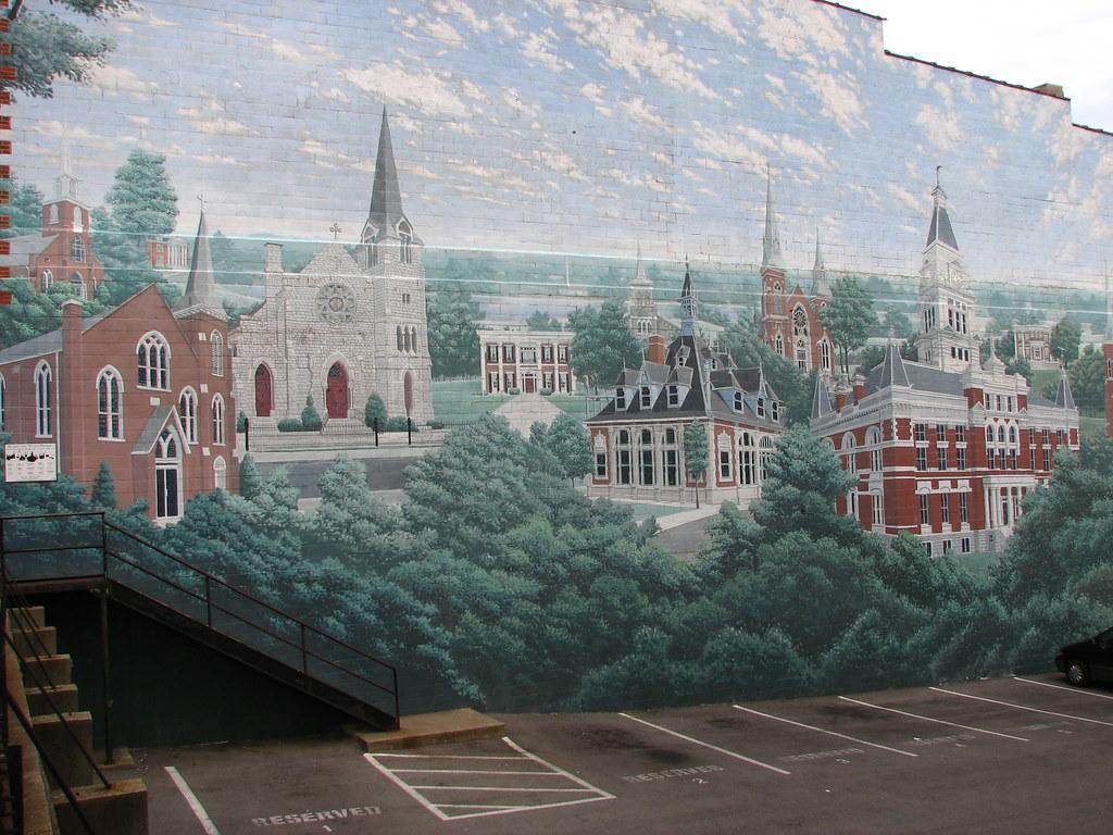 Clarksville Mural Flickr Photo Sharing