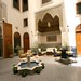 Riad Zamane: Courtyard by Day