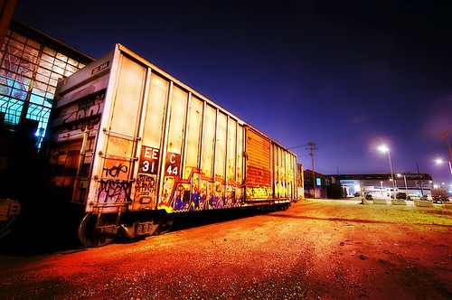 Boxcar Canvas