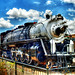 Railroad engine by Tiquis!【ツ】