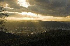 Stuttgart Sunset