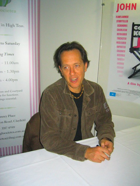 Richard E. Grant - Gallery Colection
