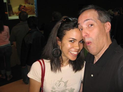 Zadi and Steve